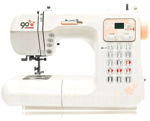 Janome DC-4030 Gold series