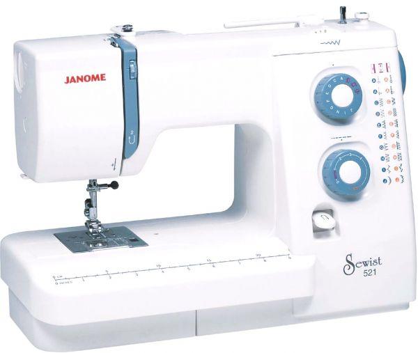 Janome Sewist 521