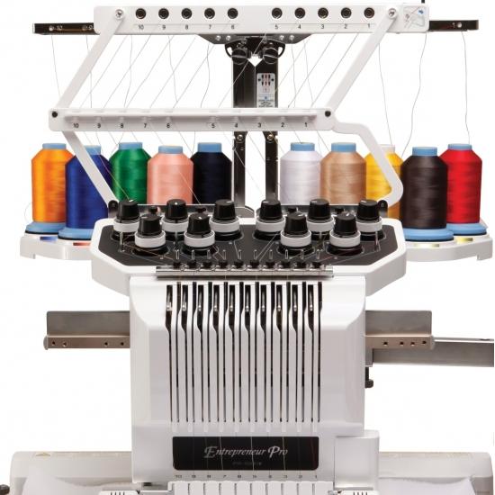 Вышивальная машина BROTHER PR-1000e Entrepreneur Pro