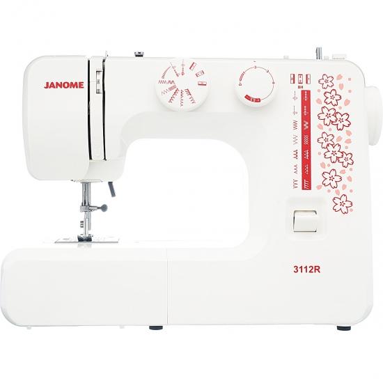 Швейна машина JANOME 3112R