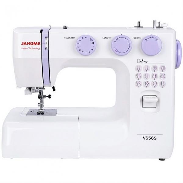 Швейная машина JANOME VS 56S фото
