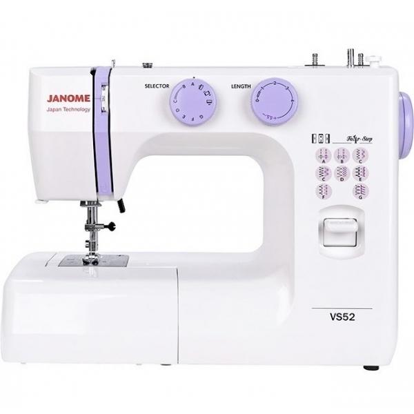 Швейная машина JANOME VS 52 New фото