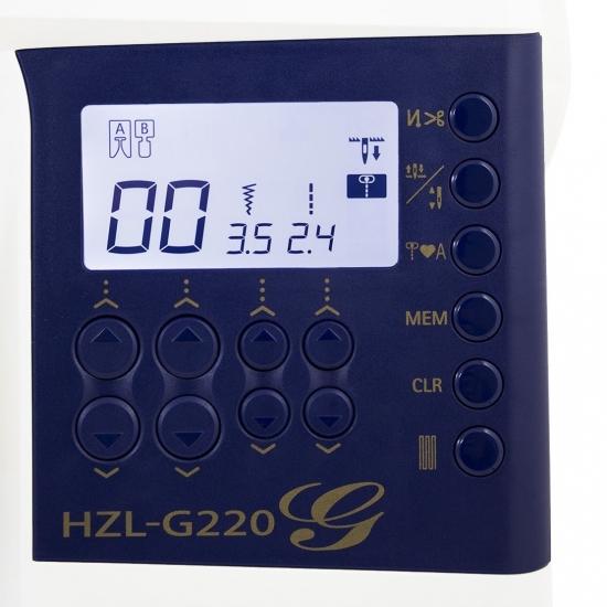 Швейная машина Juki HZL G220
