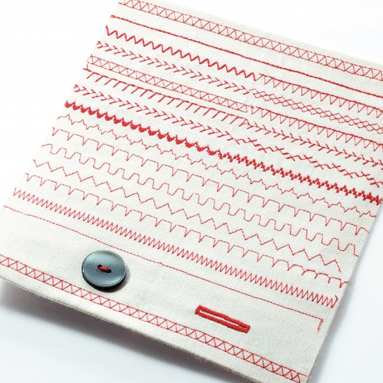 Швейна машина NECCHI K432A