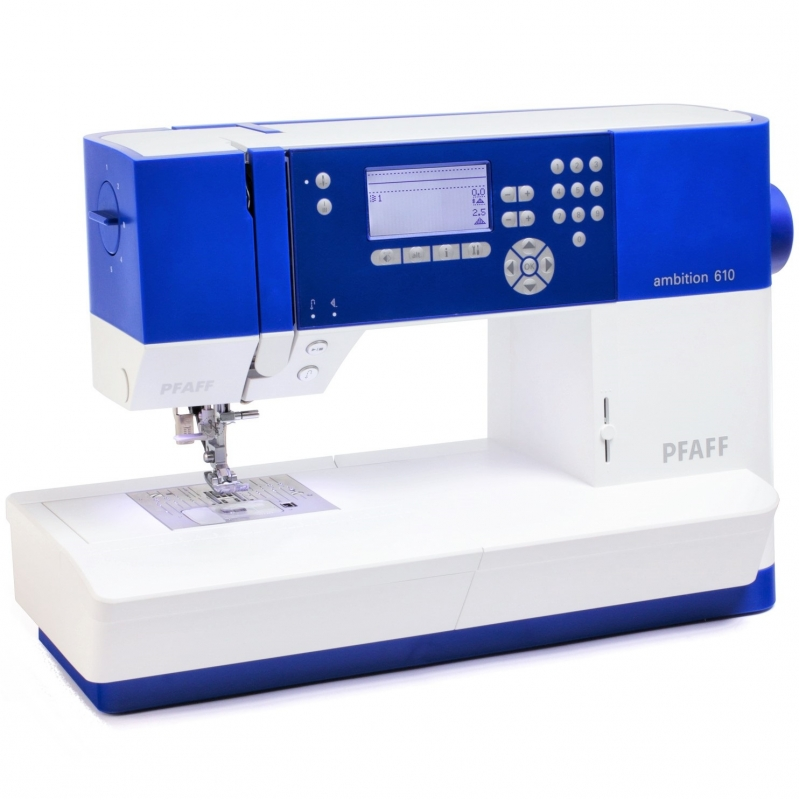 Швейная машина Pfaff Ambition 610