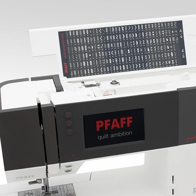 Швейна машина Pfaff Quilt Ambition 630