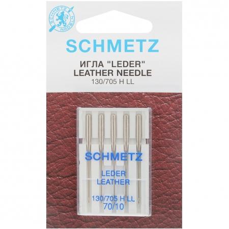 Иглы для кожи Schmetz Leather №70