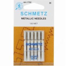 Иглы вышивальные Schmetz Metallic №90 фото