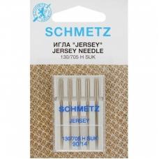 Иглы для джерси Schmetz Jersey №100 фото