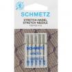 Иглы для трикотажа Schmetz Stretch №65-90