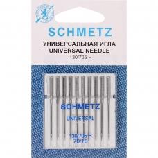 Голки Schmetz універсальні №70, 10 штук фото