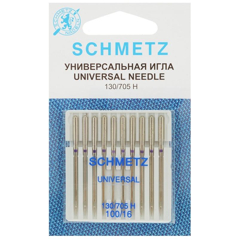 Голки універсальні Schmetz Universal №100 Max