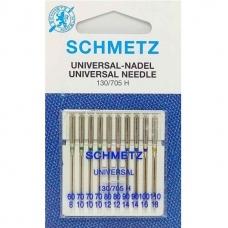 Иглы универсальные Schmetz Universal №60-110 Max фото