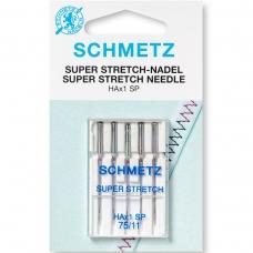 Голки для стрейча Schmetz Super Stretch №75 фото