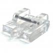 Лапка прозрачная для потайной молнии PZ-50021