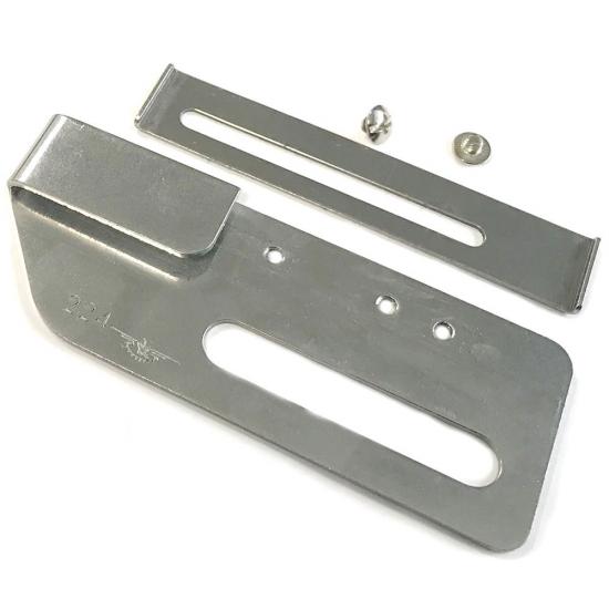 Приспособление DY-224 для подгибки низа на распошивальную машину