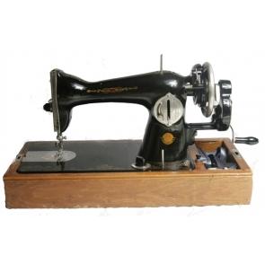 Швейні машинки з металевим корпусом