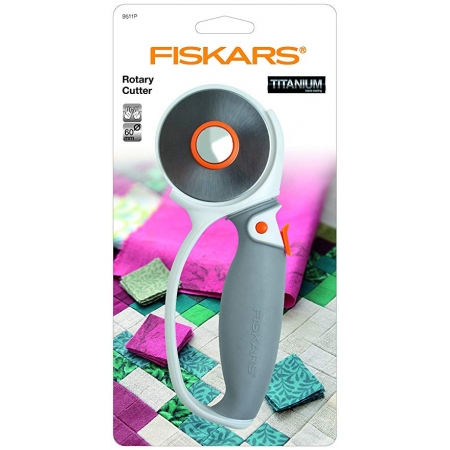 Дисковый раскройный нож Fiskars 9511P