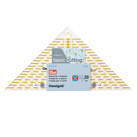 Треугольник 1/4 для пэчворка Prym 611313