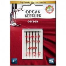 Иглы для джерси Organ Jersey №70-100 фото