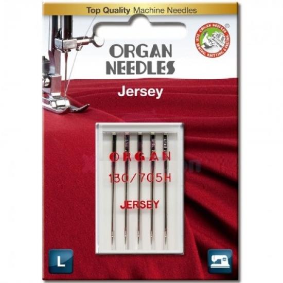 Иглы для джерси Organ Jersey №80