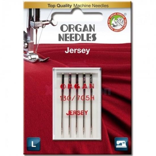 Голки для джерсі Organ Jersey №90