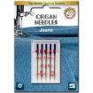 Иглы для джинса Organ Jeans №90-100 фото