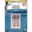 Голки для джинса Organ Jeans №90-100 фото