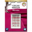 Иглы для микротекстиля Organ Microtex 60-70