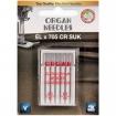 Иглы для распошивалки Organ CoverStitch №80-90