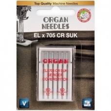 Иглы для распошивалки Organ CoverStitch №80-90 фото