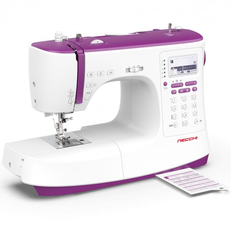 Швейная машина Necchi NC-204D