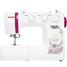 Швейна машина Janome Milla фото