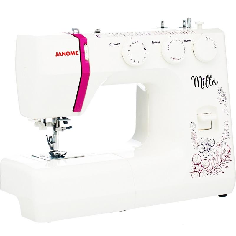 Швейна машина Janome Milla