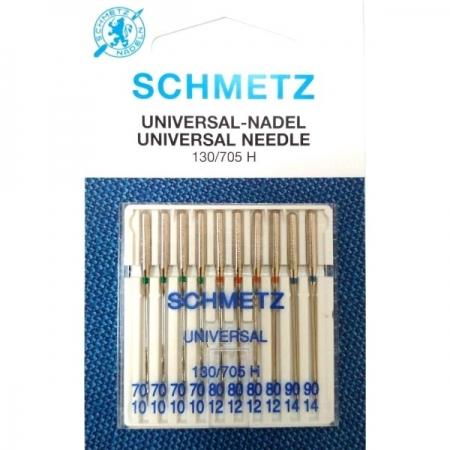 Голки універсальні Schmetz Universal №70-90 Max