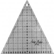 Лінійка SewMate для печворку MT6020-BK фото