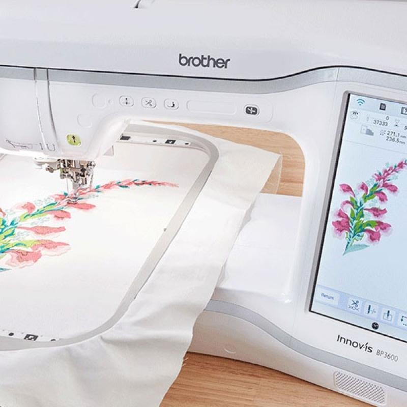Вышивальная машина Brother Innov-is BP3600