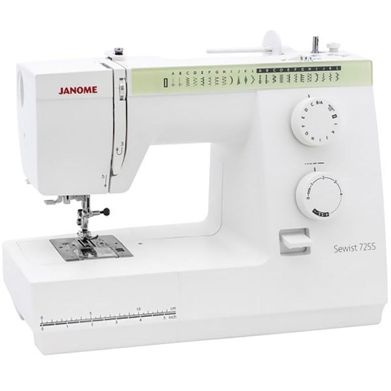 Швейна машина Janome Sewist 725S