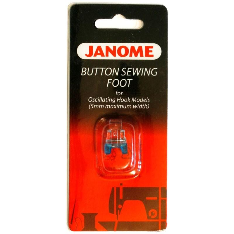 Лапка для пришивання гудзиків Janome 200131007