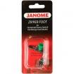 Лапка узкая для вшивания молнии Janome 200342003