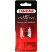 Лапка 3-х желобковая Janome 200345006