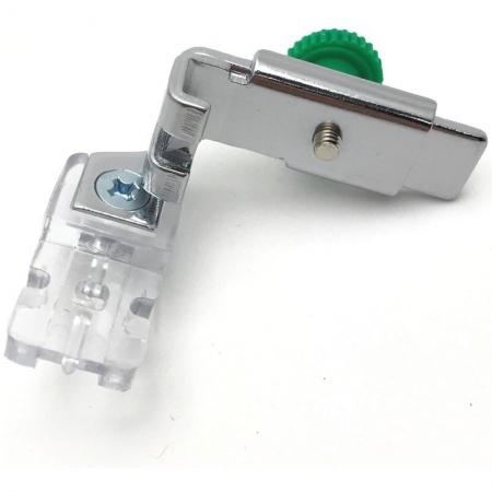 Лапка для потайной молнии пластмассовая Janome 941800000