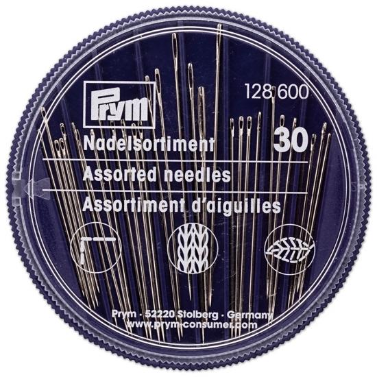 Голки Prym 128600 швейні, вишивальні та штопальні в асортименті
