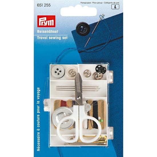 Дорожный набор для шитья Prym 651255