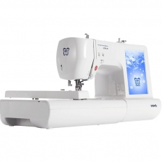 Швейно-вышивальная машина Butterfly JX550L-W фото