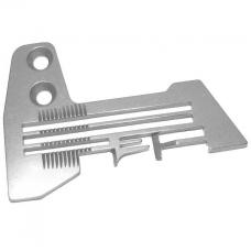 Игольная пластина E809 для промышленного оверлока фото