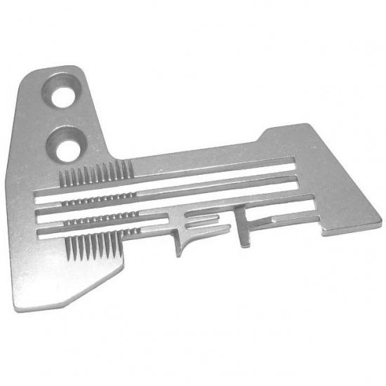 Голкова пластина E809 для промислового оверлока