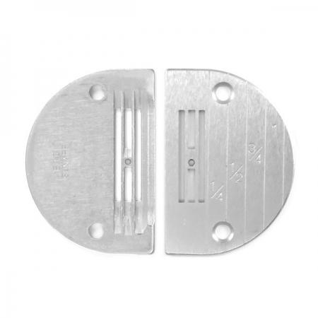 Игольная пластина E18 для легких материалов