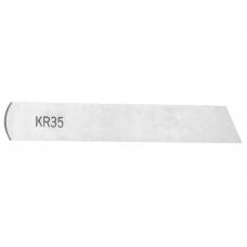 Нож нижний KR35 на промышленный оверлок фото