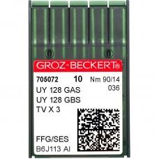Голки промислові Groz-Beckert UY128GAS SES №90 фото